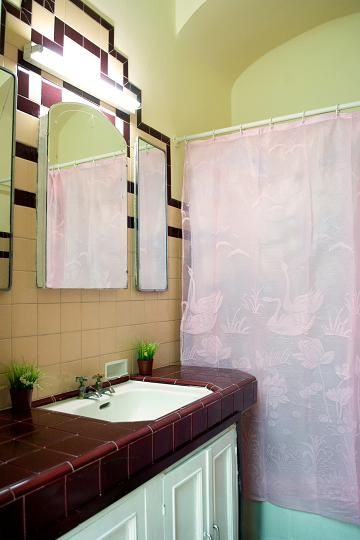 'Baño1' Casas particulares are an alternative to hotels in Cuba.