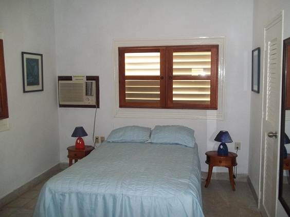'Bedroom 3' Casas particulares are an alternative to hotels in Cuba.