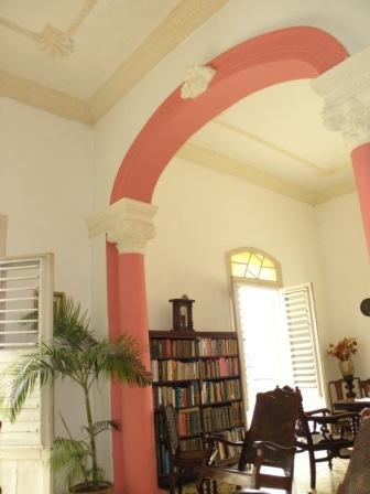 'Arco' Casas particulares are an alternative to hotels in Cuba.