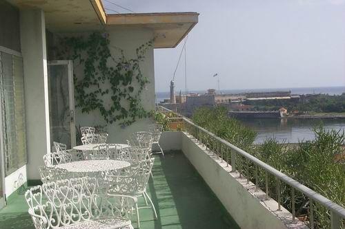 'View terrace'