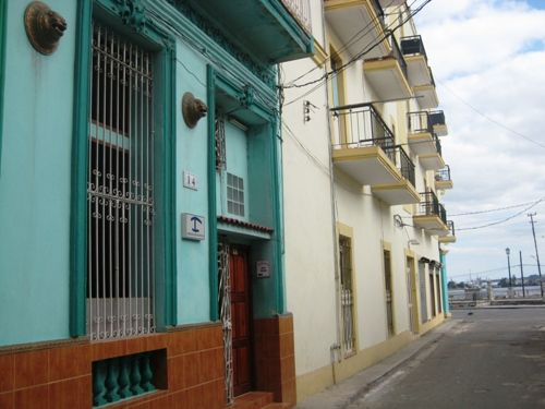 'Frontdoor' Casas particulares are an alternative to hotels in Cuba.