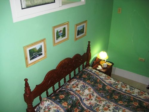 'Bedroom2 ' Casas particulares are an alternative to hotels in Cuba.