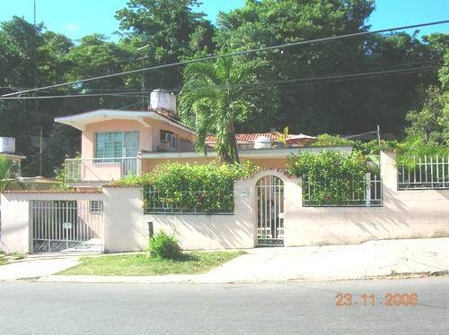 'the house'