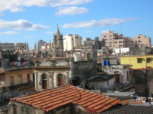 'View city'