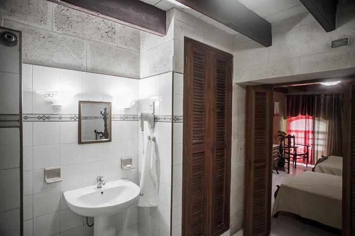 'Bathroom of bedroom 4'