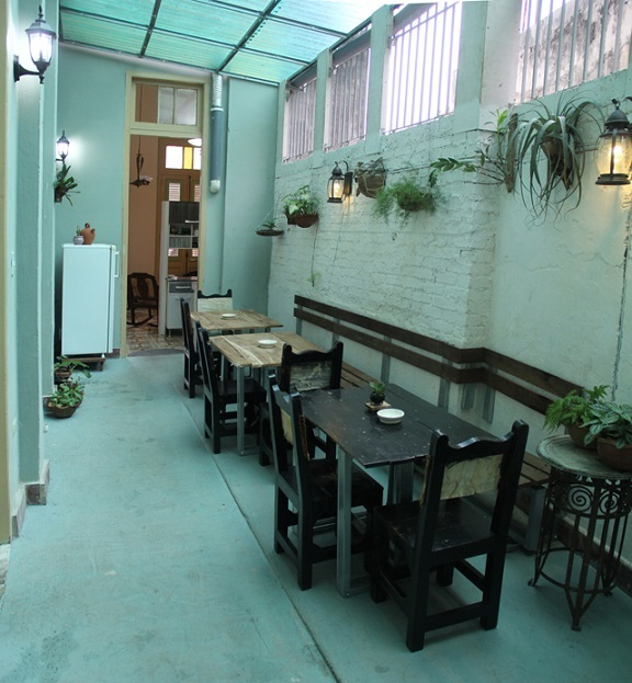 'Interior Patio'
