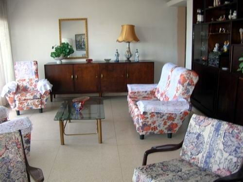 'Livingroom' Casas particulares are an alternative to hotels in Cuba.