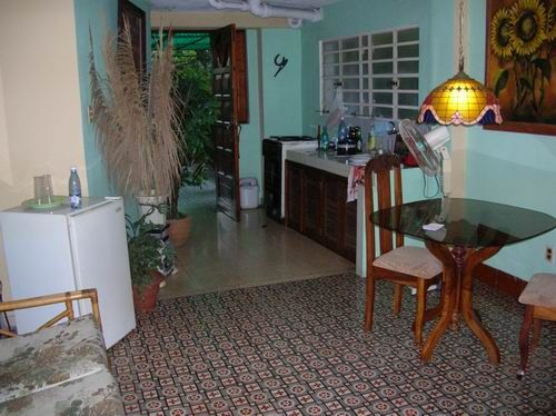 'Living' Casas particulares are an alternative to hotels in Cuba.