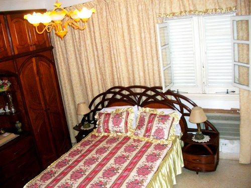 'Bedrooms' Casas particulares are an alternative to hotels in Cuba.