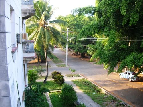 'View balcony'