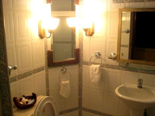 'bathrooms'