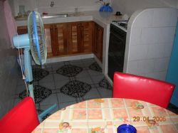 'Diningroom' Casas particulares are an alternative to hotels in Cuba.