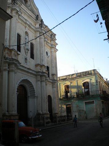 'Iglesia las Mercedes'
