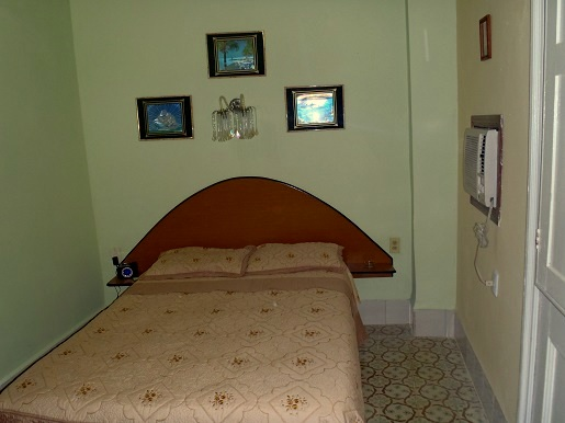 'Habitacion 3' Casas particulares are an alternative to hotels in Cuba.