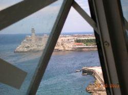 'Vista del castillo'