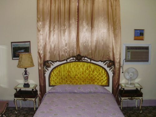 'BED 2.1' Casas particulares are an alternative to hotels in Cuba.