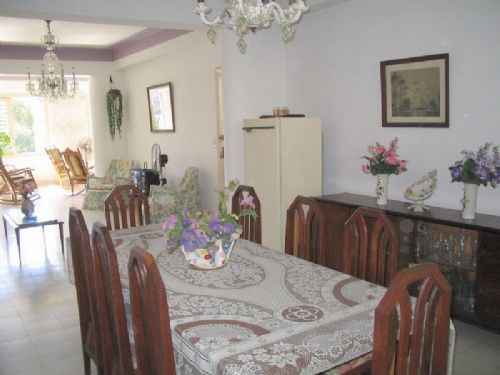 'Comedor_2' Casas particulares are an alternative to hotels in Cuba.