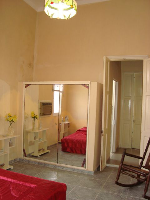 'ROOM 2' Casas particulares are an alternative to hotels in Cuba.