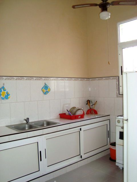 'KITCHEN 1' Casas particulares are an alternative to hotels in Cuba.