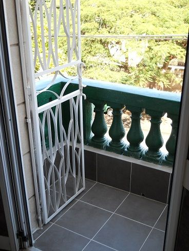 'Balcony of the bedroom1' Casas particulares are an alternative to hotels in Cuba.