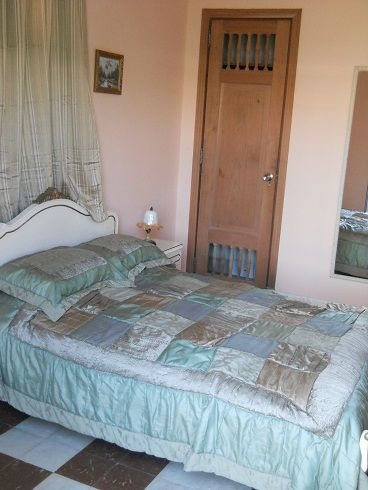 'Bedroom1' Casas particulares are an alternative to hotels in Cuba.