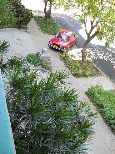 'Vista desde el balcon de la habitacion 1'