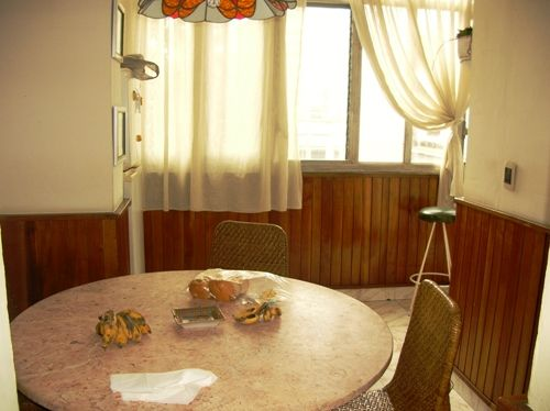 'Terrace and dinning' Casas particulares are an alternative to hotels in Cuba.