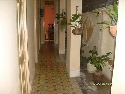 'Hall' Casas particulares are an alternative to hotels in Cuba.