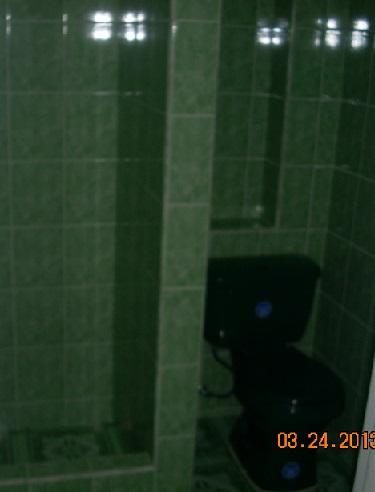 'Shared bathroom'