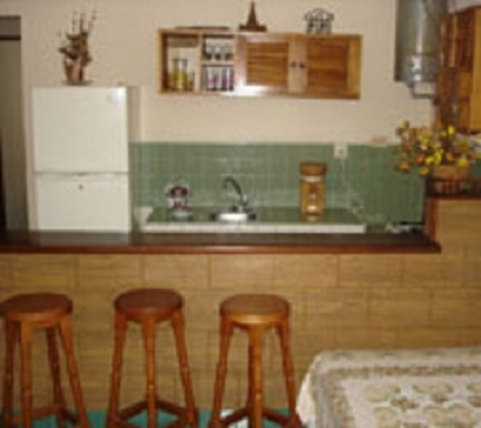 'Kitchen in private apartment'