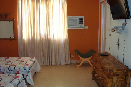'Room1.2' Casas particulares are an alternative to hotels in Cuba.