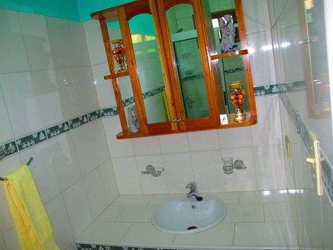 'Pradera Bathroom'