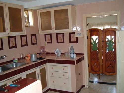 'Family Kitchen' Casas particulares are an alternative to hotels in Cuba.