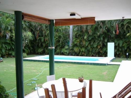 'Terrace&Pool' Casas particulares are an alternative to hotels in Cuba.