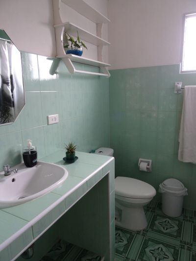 'Bathroom 2' Casas particulares are an alternative to hotels in Cuba.