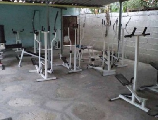 'Gym' Casas particulares are an alternative to hotels in Cuba.