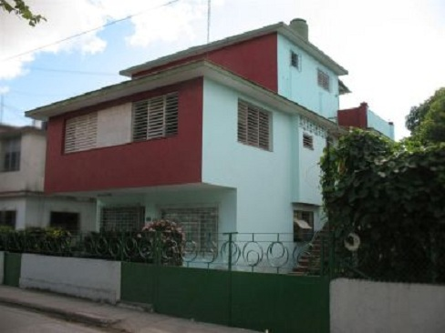 'Outside view' Casas particulares are an alternative to hotels in Cuba.