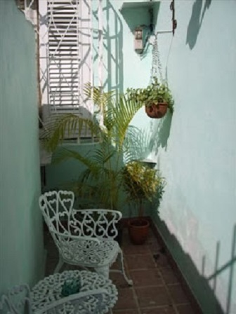 'Patio interior'