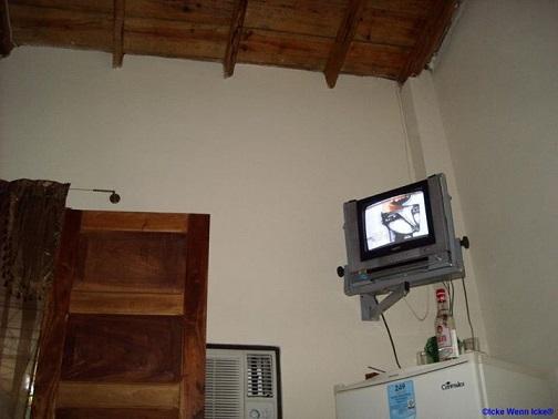 'Habitacion1' Casas particulares are an alternative to hotels in Cuba.