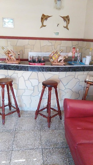 'Bar' Casas particulares are an alternative to hotels in Cuba.