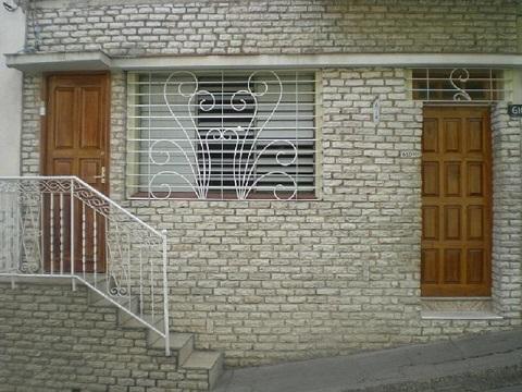 'Frente de la casa'