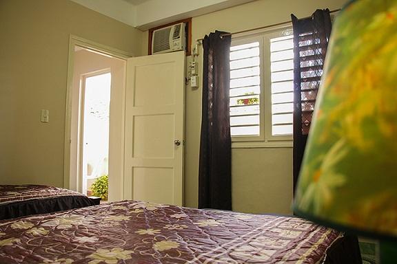 'Habitacion 3' Casas particulares are an alternative to hotels in Cuba.