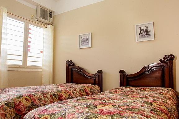 'Habitacion 4' Casas particulares are an alternative to hotels in Cuba.