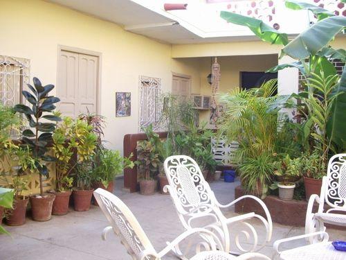 'patio'