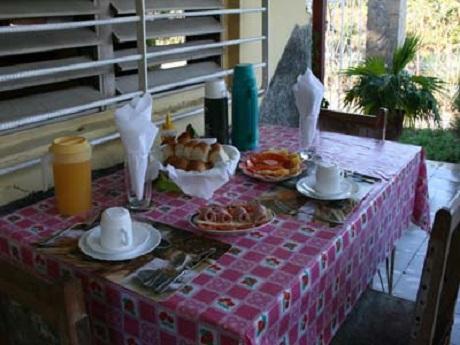 'Desayuno'
