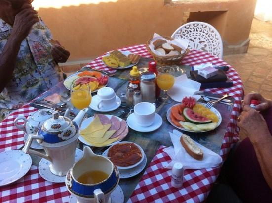 'Breakfast'