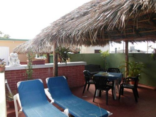 'Common Terrace' Casas particulares are an alternative to hotels in Cuba.