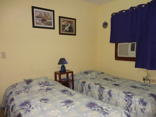'Bedroomupstairs' Casas particulares are an alternative to hotels in Cuba.