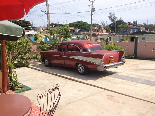 'Car-Porche'