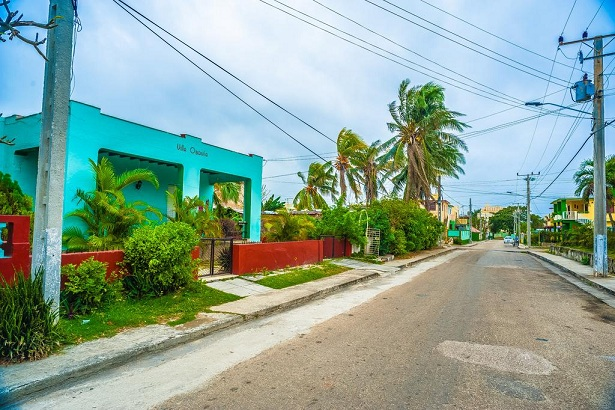 '26th street' Casas particulares are an alternative to hotels in Cuba.